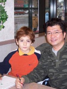 Kien L. for tutoring lessons in New York NY
