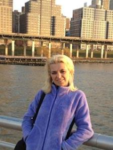 Oxana S. for tutoring lessons in Woodside NY