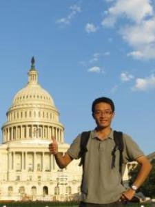 Qingrui Y. for tutoring lessons in Washington DC