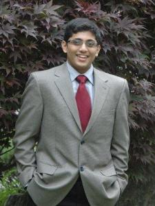 Mihir M. for tutoring lessons in Ashland MA