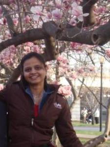 Swapna D. for tutoring lessons in Silver Spring MD
