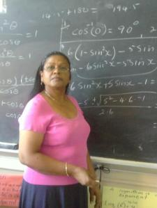 Indrawattie L. for tutoring lessons in South Ozone Park NY