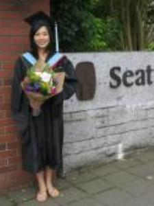 Shiho A. for tutoring lessons in Renton WA