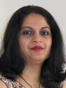 Vandana S. for tutoring lessons in Saratoga CA
