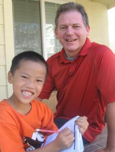Tim P. for tutoring lessons in Pleasanton CA