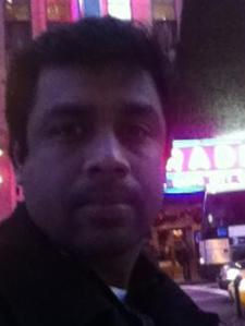 Ashish V. for tutoring lessons in Jersey City NJ