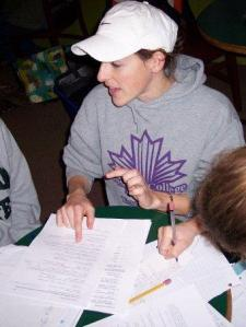 Heidi S. for tutoring lessons in Madison IN