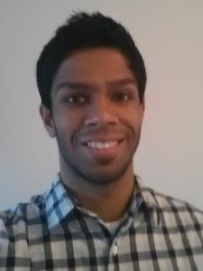 Venki R. for tutoring lessons in Frederick MD