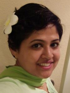Aparna S. for tutoring lessons in Mission Viejo CA