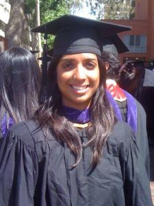 Anitha C. for tutoring lessons in Irvine CA