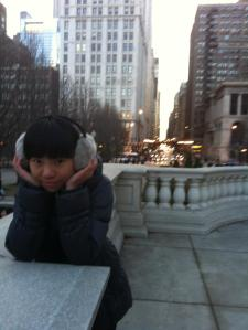 Xiaojie L. for tutoring lessons in Chicago IL