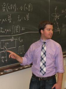 David N. for tutoring lessons in New York NY