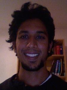 Nikhil R. for tutoring lessons in Middlebury VT