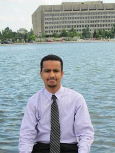 Ahmed T. for tutoring lessons in Arlington VA