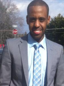 Abdikadir M. for tutoring lessons in Annandale VA