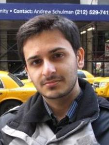 Seyed Ali Reza M. for tutoring lessons in Woodside NY